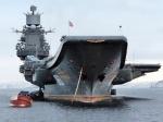 Возвращение ударной группы кораблей Северного флота из похода