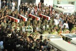 Fourteen Army and Security Forces Martyrs