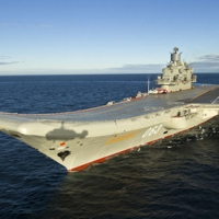 Su-33 of the Russian Admiral Kuznetsov Aircraft Carrier (Text + Video)