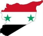 syria-geomap-flag
