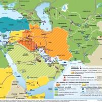 Syrie, Iran, Pakistan, une ceinture de feu traverse le continent eurasien!