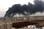 SYRIA OIL PIPELINE BLOWN UP