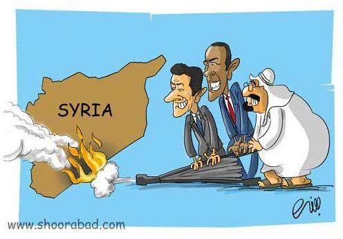 Países criam fundo para remunerar opositores de Assad