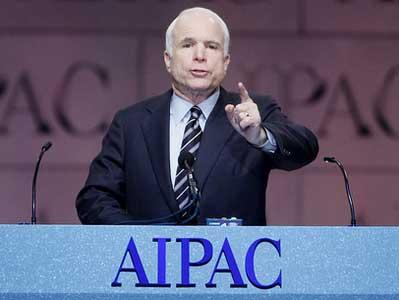 Sen.-John-McCain-and-AIPAC