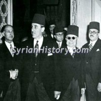 Syrian Independence Day on April 17, 1946 - Photo Collection