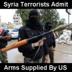 Syria-Terrorist-Admit-US-Israel-and-France-Supplying-Arms