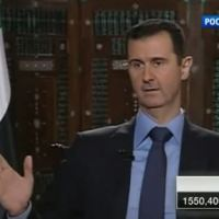 President Bashar al-Assad on Russian TV - Presidente Bashar al-Assad alla televisione russa (English-Russian-Arabic)