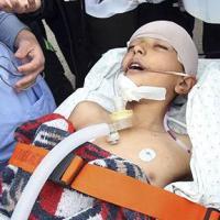 Zionist games: bullets in the brain of the Gazans kids – Giochi sionisti: proiettili nel cervello dei bambini di Gaza (Eng-Ita)