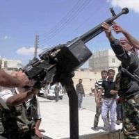 Distrutti dall'Esercito Arabo Siriano 40 veicoli dotati di mitragliatrici pesanti che erano penetrati attraverso il confine turco in direzione Aleppo: tutti i mercenari eliminati