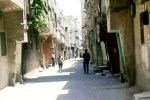 al-Hajar al-Asawd in Damascus
