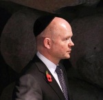 British Foreign Secretary William Hague Jew-dx