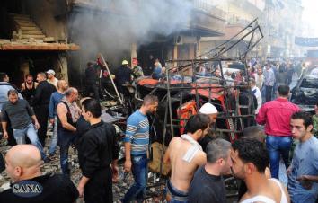 Damascus-29-october-2012-FSA-terrorists-bomb-attack-9