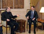 Bashar-al-Assad-Iranian-Shura-Council-Ali-Larijani-1