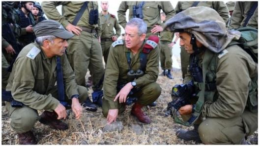 Chief of Staff Benny Gantz-9-20122