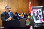 Information Minister Omran al-Zoubi