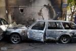 Mortar Shells Fell Down in al-Mezzah3
