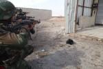 Syrian Arab Army Units Eliminate Terrorists-20121125