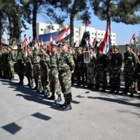 The Armed Forces Pledge High Preparedness to Defend the Homeland
