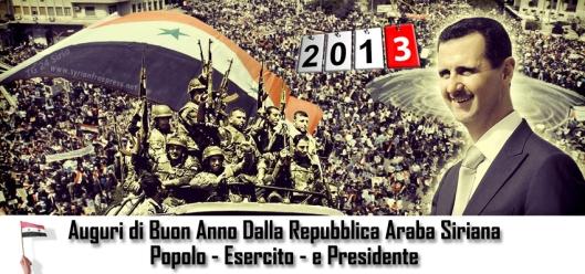 Assad 2013