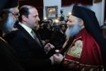 Greek Orthodox Patriarch of Antioch and all the East John X Yazigi