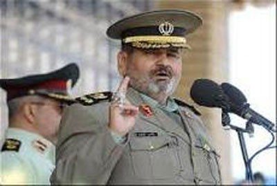 Iranian Chief of Staff of the Armed Forces Major-General, Hassan Fairouz Abadi