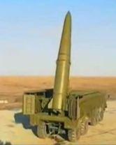 Iskander 9K720 Anti-Missile Patriot