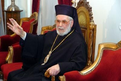 Patriarch Ignatius IV Hazim