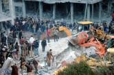 Terrorist Missile Attack in Homs