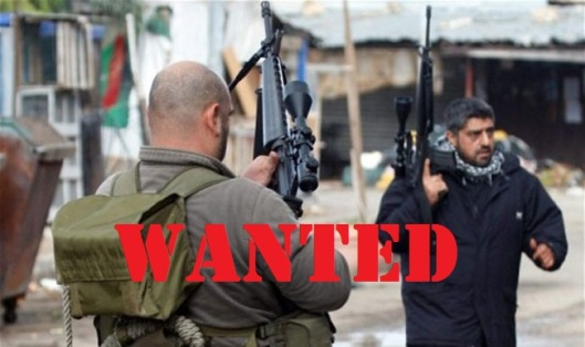 terrorists use chemical weapons against Syrian forces-WANTED