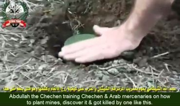 chechen-mine-training
