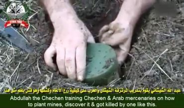 chechen-mine-training2