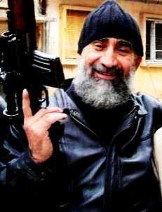 Il terrorista Radwan AhmadNahili cecchino di Homs ucciso 8febbraio2013