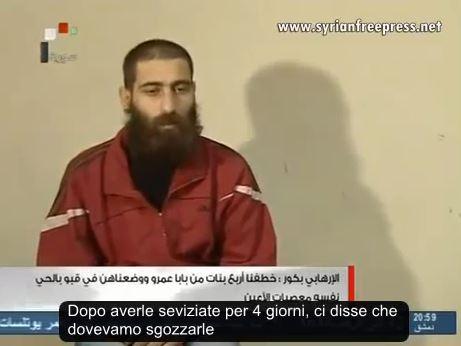 terrorist- Hussam Ali Bakkour-confession