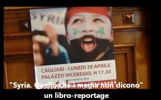 siria quello che i media non dicono
