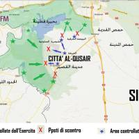 Units of the Syrian Arab Armed Forces Continued Pursuing Terrorists/Mercenaries in the Northern and Southern areas of Syria (+Video)
