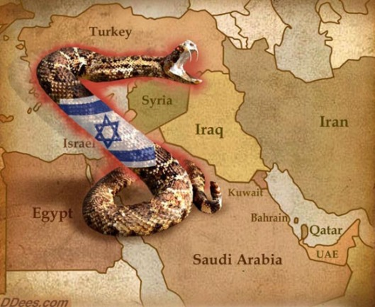 israhell-snake20130505