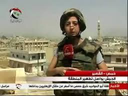 Journalist Yara Abbas