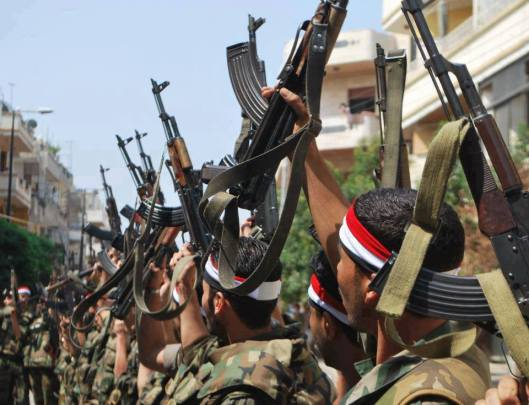 SAA-Victorious Army