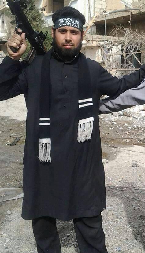Ahmad Hamdan Te'meh-al-Nusra Front