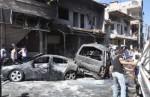 Jaramana terrorist explosion