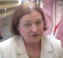 Premio Nobel per la Pace Mairead Maguire