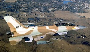 Israeli jets bomb Lebanon target