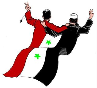 cristians-and-muslims-in-syria