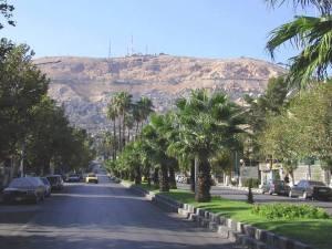 Damascus Aug 28 2013
