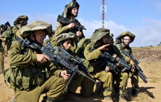 IOF - Israeli Occupation Forces