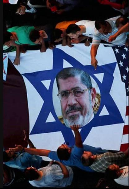 morsi-zionist