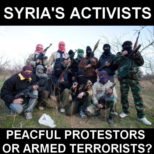 Syria-Activists-Peaceful-Protestors-2013