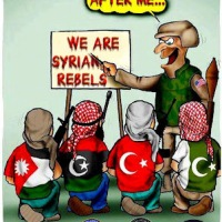 Syria facing terrorism ~ Syrie fait face le terrorisme ~ (Eng-Fra-Arab-Russ)
