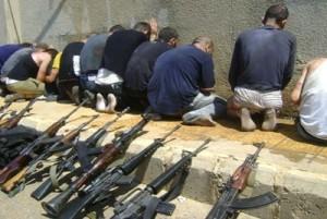 terrorists captured