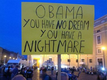 anti-obama plakat